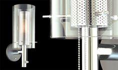 "zylinder Sconce(4391.57) SONNEMAN - A Way of Light  16""h x 6.5""w x 7""ext"