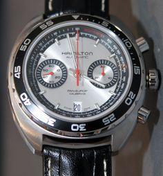Hamilton Pan Europ Watch Hands-On