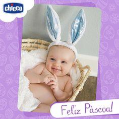 A Chicco deseja uma FELIZ PÁSCOA para todas as famílias! <3