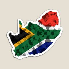 Camo Fashion, South Africa, Pride, Finding Yourself, Flag, Stickers, Cool Stuff, Unique, Gifts