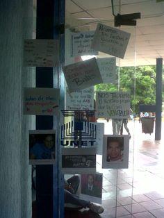 en la universidad #UNET tachira