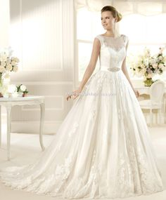 la sposa Matiz wedding dress