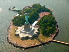 *Ellis Island, Statue of Liberty