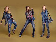 Descubre cómo hicimos el videoclip One Life Desigual junto a Talleen Abu Hanna y qué prendas usamos. ¡Enamórate de nuestro Exotic Jeans!