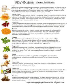 Herbs for healing