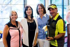 Commemorative bottle of wine presented to the PGA Tour Superstore, supporters of the golf tournament