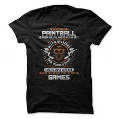 PAINTBALL T Shirts, Hoodies, Sweatshirts. GET ONE ==> https://www.sunfrog.com/Sports/PAINTBALL-89825557-Guys.html?41382