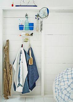 Sea inspiration by Ikea // Inspiration de la mer chez Ikea   More photos http://petitlien.fr/70uj