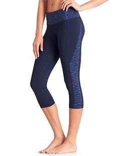Splits Revelation Capri - The durable, super-streamlined capri that flatters every body type with our high-performance Power Pilayo® fabric that always stays put.
