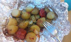 Jak na šťavnatou grilovanou zeleninu v alobalu