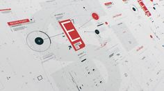 HUD Typo Graphics Pack on Behance
