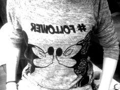 #sweatshirt #disney #micky #minie #mouse #trendbook #lookbook