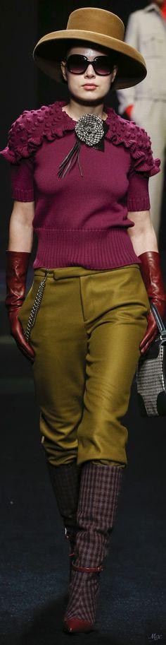 Fall 2018 RTW Daks (Menswear Collection)