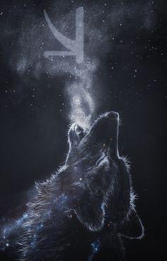 ❤️ #kshmr #kshmrlogo #logo #wolf #wallpaper #gracethekshmrfan