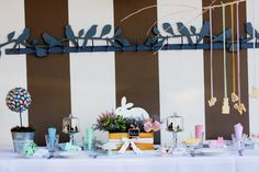 Beautiful Easter Table (Photo: Alida Ryder - www.simply-delicious.co.za)