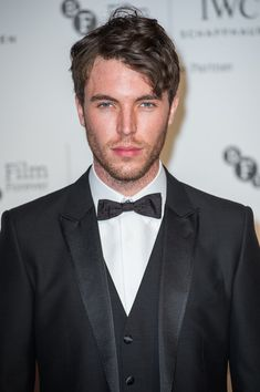 Tom Hughes Photos Photos - Tom Hughes attends the IWC Gala dinner in honour of the BFI at Battersea Evolution on October 2014 in London, England. Tom Hughes Victoria, Victoria Pbs, Victoria Series, Victoria And Albert, Tom Hughes Prince Albert, Scruffy Men, Jenna Coleman, Gorgeous Men, Beautiful People