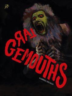 Gabriel Delmas - Largemouths [Hollow Press] ::: Non l'ho capito. T [!!!!!]