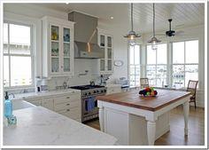 Coastal Kitchens