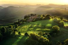 Tuscany, Italy / Graziano Ottini, one day, I will see this! Places Around The World, Oh The Places You'll Go, Places To Travel, Places To Visit, Around The Worlds, Dream Vacations, Vacation Spots, Foto Blog, In Vino Veritas