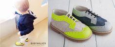 BABYWALKER SS2014collection  #babywalker #shoes #kidsshoes #babyshoes