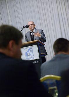 Třetím ministrem, který na Fórum českého stavebnictví dorazil byl Kamil Jankovský, Ministr pro místní rozvoj.