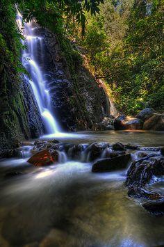 Waterfall Ideas For Backyard