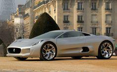 Jaguar C-X75 Will Rev to 10,000 RPM, Use 500-HP 1.6L Engine