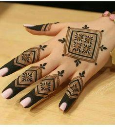 Mehndi Designs Front Hand, Floral Henna Designs, Latest Bridal Mehndi Designs, Mehndi Designs Book, Mehndi Designs For Girls, Mehndi Designs For Beginners, Unique Mehndi Designs, Mehndi Designs For Fingers, Mehndi Designs For Hands