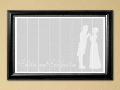 Pride and Prejudice, full-text poster-printable, 24x36 in. (Instant Download)