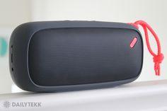 Nude Audio Move L Bluetooth Speaker: simple, portable, unique