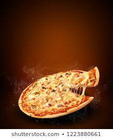Pizza Logo, Pizza Menu, Promotional Flyers, Pizza Recipes, Hamburger, Poster, Food, Home Made Pizza, Pizza Vector