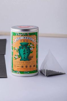 Japanese green tea bags by Ippodo