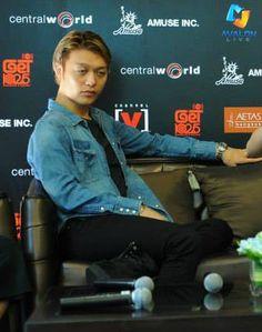 Toru Yamashita One Ok Rock HAHA MR. BORED