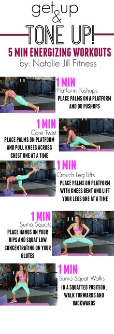 You can change your body from your living room… no excuses! Do these workouts with me, you can do it!!