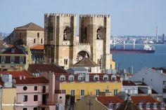 Sé de Lisboa - Portugal