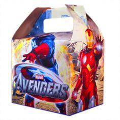 #cajadulces #avengers #fiesta #kitfiesta  www.kitfiesta.com