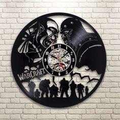 World of Warcraft 3D Clock