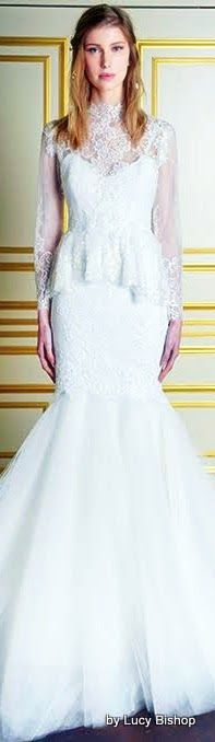 Marchesa Wedding Fall 2015 Collection