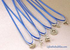 Happily Ever After Magical Cake Pull Charms by LifeistheBubbles, $18.00