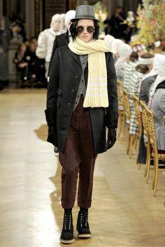 Thom Browne - Fall 2011 Menswear - Look 24 of 45