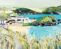 Hope Cove by Janet Bell – Janet Bell Gallery