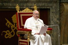 Pope Francis pleads for peace in Syria as prominent Catholic legislators support  action