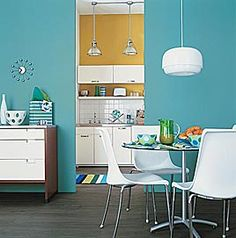 Fun Kitchen Colors modern-paint-color-dining-room (600×450) | dining room