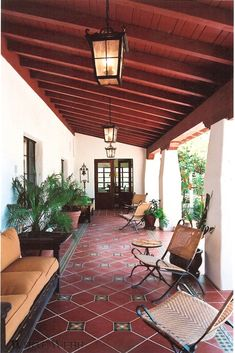 California Hacienda - White Webb