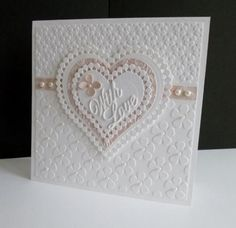 QFTD200 ~ With Love by sistersandie - Cards and Paper Crafts at Splitcoaststampers