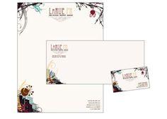 CrazyBeautiful Letterhead Logo Designs  Logos Corporate