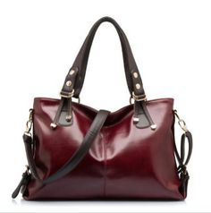 2015 Genuine Leather Handbags Tassel bolsa feminina Women Messenger Bags Fashion Ladies Leather Bag Women Brand Bag…