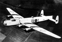 Avro Lincoln (mk2) although developed during WW2 (upgrade of the Lancaster airframe and the Rolls Royce engines) it was never put into production until after the war as a replacement to the Lancaster for fear of affecting the number of new bombers available to the RAF.