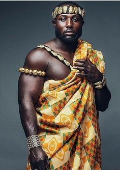 Beautiful African draped man http://www.99wtf.net/young-style/urban-style/what-is-urban-fashion/ #AfricanFashion