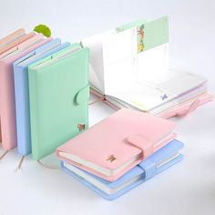 New Arrival Weekly Planner Sweet Notebook Creative Student Schedule Diary Book Color Pages School Supplies No Year Limit Weekly Monthly Planner, Agenda Planner, Cute Planner, Mom Planner, Stationary School, Cute Stationary, School Stationery, Diary Book, Journal Diary